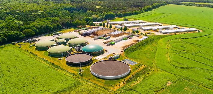 Importen av biogas ökar