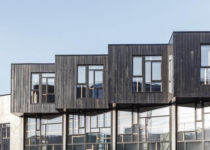 Här designas morgondagens byggnader med gårdagens avfall