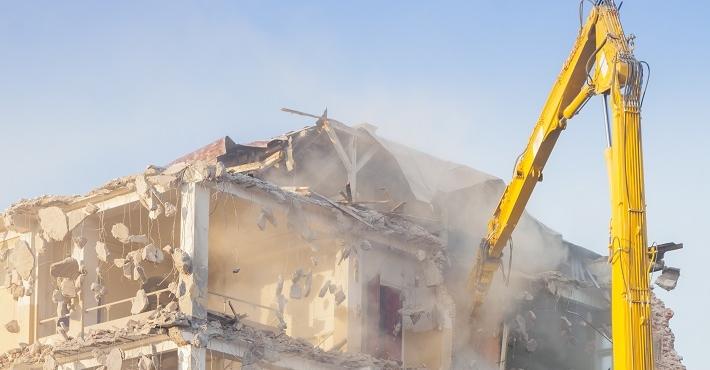 Nya krav på bygg- och rivningsavfall på ingång