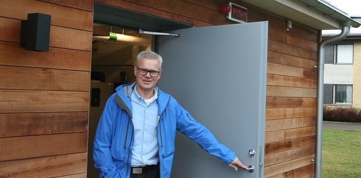 Här öppnas dörren för vätgaslagring av solenergi