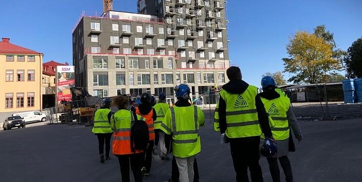 Byggbranschen fortsatt prioriterad riskmiljö