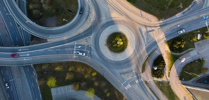 Forskare: Utsläpp från vägbyggen kan halveras med befintlig teknik