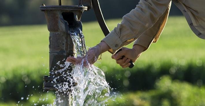 Nu blir det tätare rapporter om landets grundvattennivåer