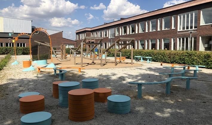 Här skapas mer jämställda och inkluderande skolgårdar