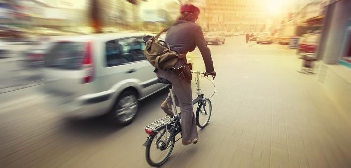 Forskare: Vi måste våga prioritera cykeln framför bilen