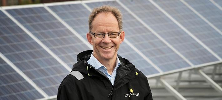 Nu planeras Sveriges första gigawattpark för solel