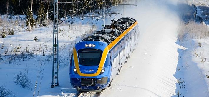 Norrländska regioner efterlyser ny järnvägspolitik