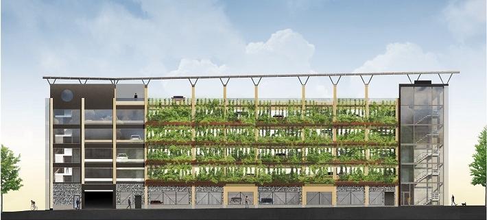 De vill modernisera hur parkeringshus byggs och används