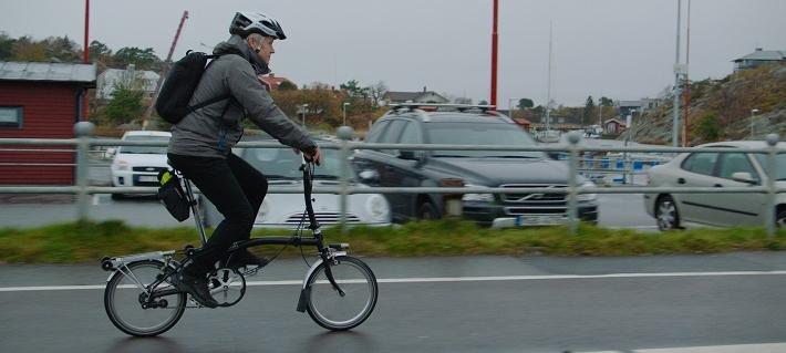 Så arbetar Västtrafik för att öka cykelresorna