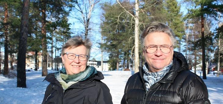 Så arbetar Luleå för ökad grönska