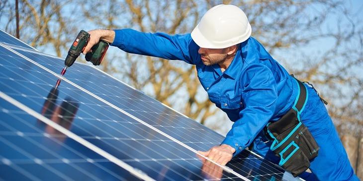 22 000 nya solcellsanläggningar anslutna till elnätet