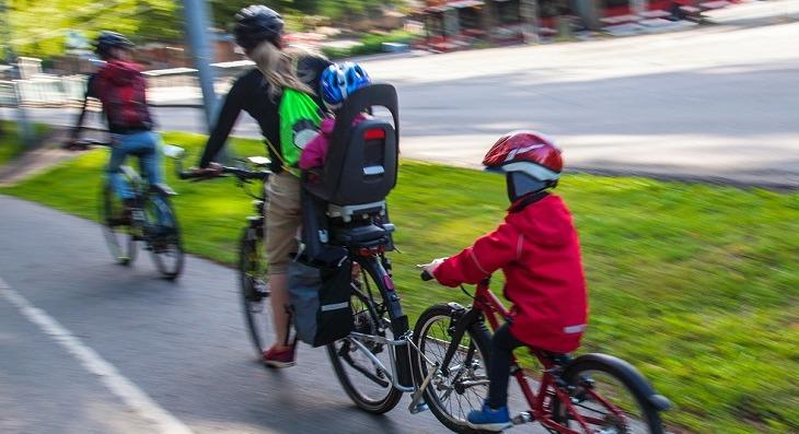 Ökad cykling under pandemin ger stora vinster