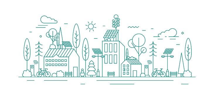 Svenskarna önskar mer hållbara bostäder och lokalproducerad el
