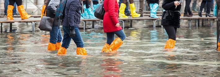 Här finns störst risk för ras, skred och översvämning