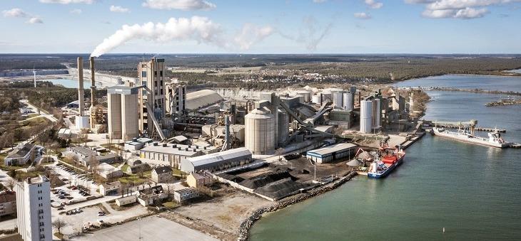 Cementa vill ha tillstånd att bryta i 20-30 år