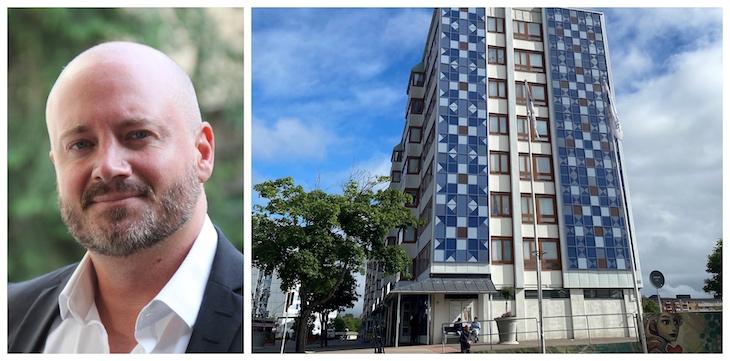 Solcellsdesign lyser upp i Göteborg