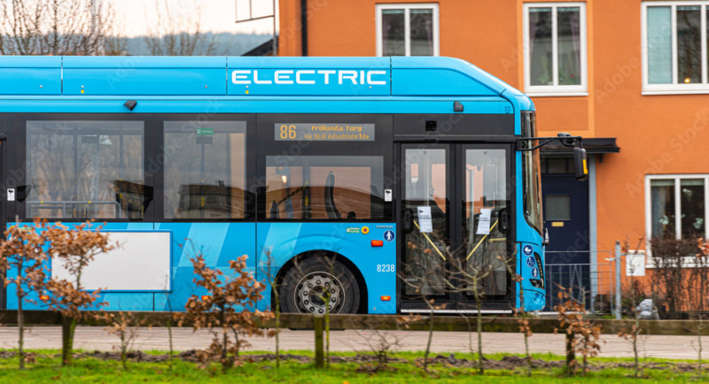 Begagnade fordonsbatterier blir energilager