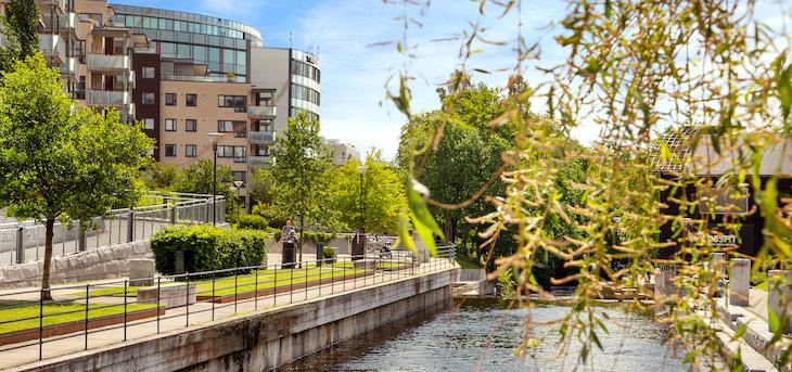 Heimstaden Bostad satsar fem miljarder på att minska utsläppen