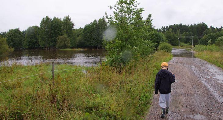 Forskare varnar: Översvämningskartor feltolkas
