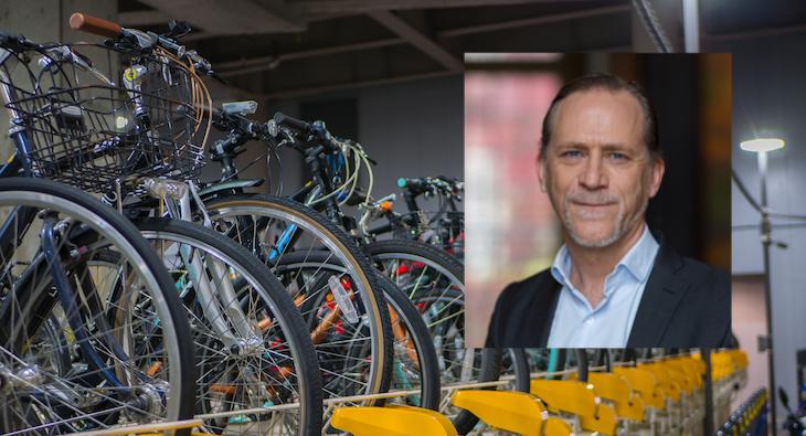 Stockholm planerar Sveriges största cykelgarage